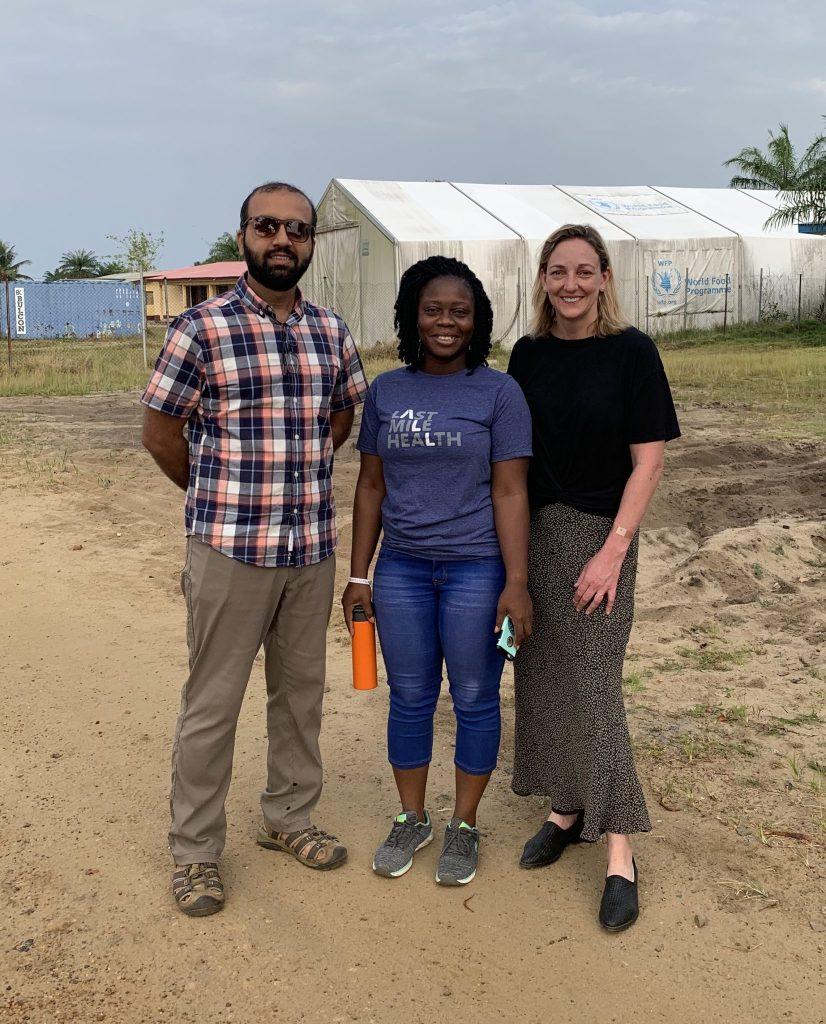 heal fellows in liberia