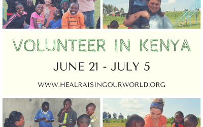 HEAL in Kenya Trip – Summer 2017