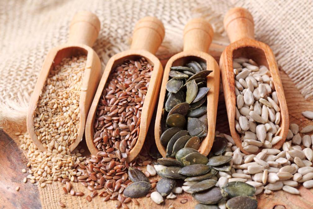 seeds for keto diet