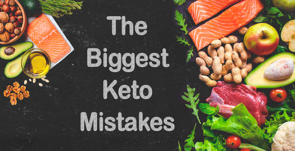 The biggest keto mistakes