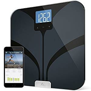 Weight Gurus Bluetooth Smart Connected Body Fat Scale Review