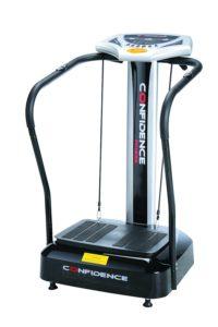 Confidence Fitness Slim Full Body Vibration Platform Fitness Machine Review