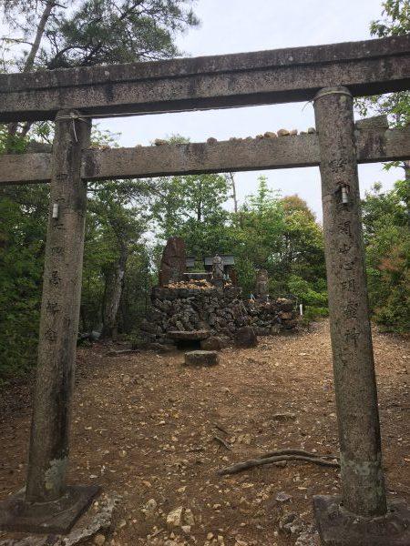 寂光院、御嶽神社