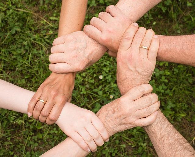 家族、愛、支え合い