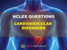 cardiovascular system nclex questions