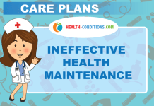 Ineffective Health Maintenance: