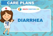Diarrhea NCP