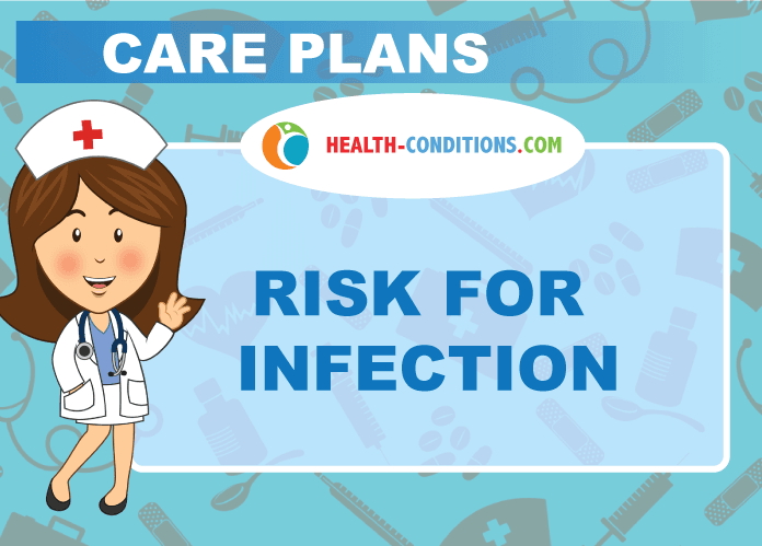 Risk for infection NCP ND