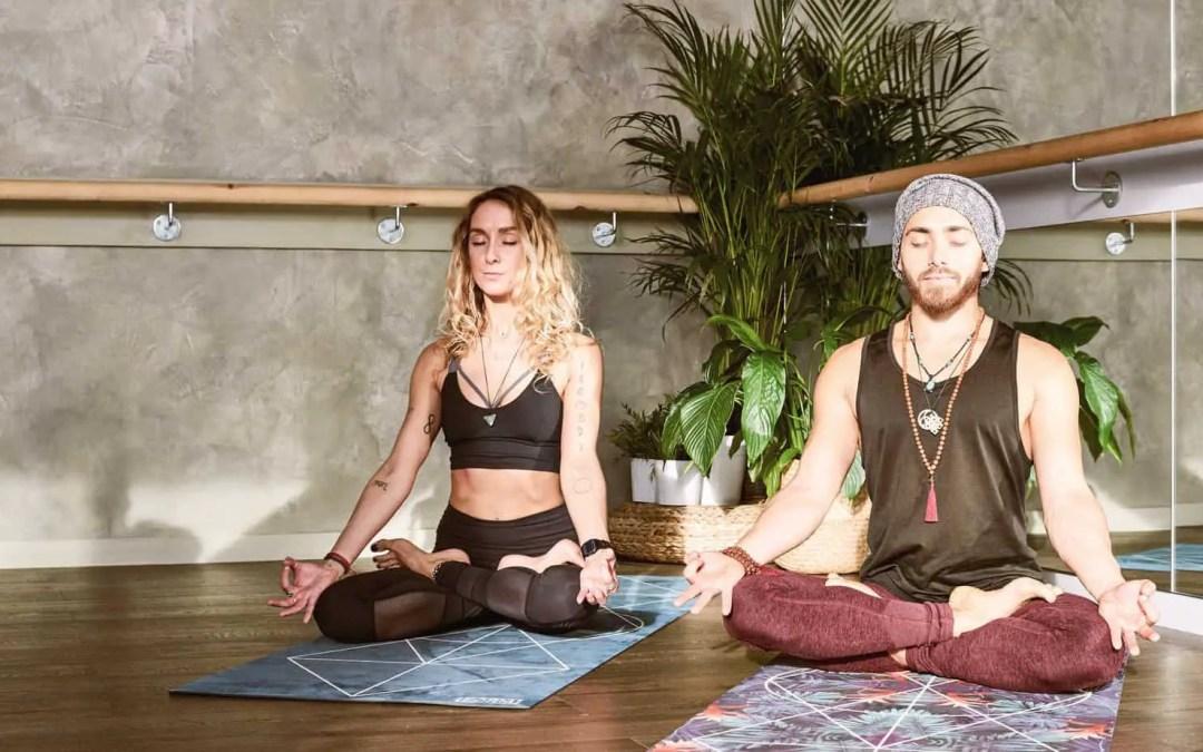 Yoga Atmung Pranayama