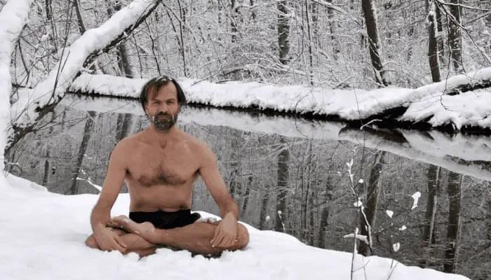 Wim Hof Iceman Methode