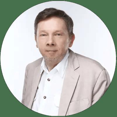 Eckhart Tolle online Programm bewusstes manifestieren