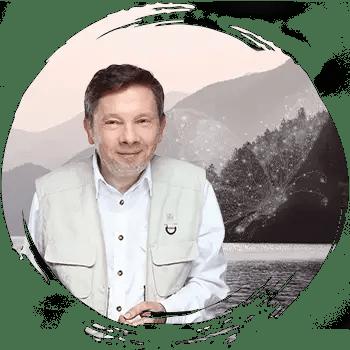 Eckhart Tolle online kurs bewusstes manifestieren