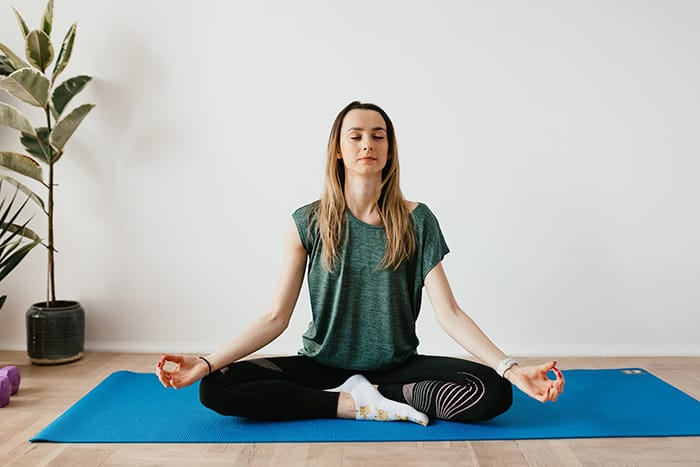 Pranayama Yoga Atmung lernen