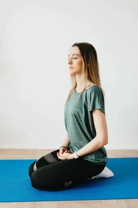 Pranayama yogisches Atmen