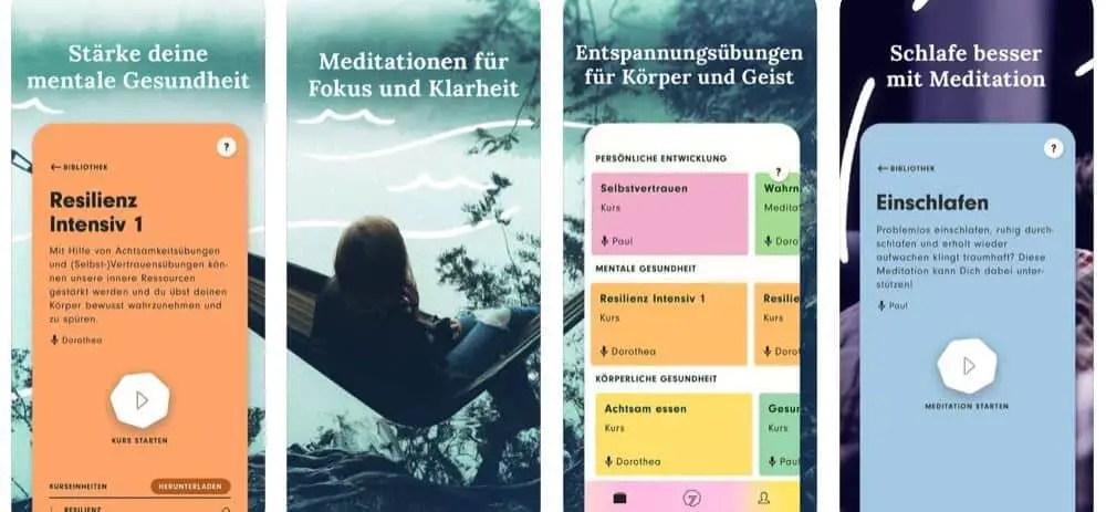 7Mind Meditationsapp
