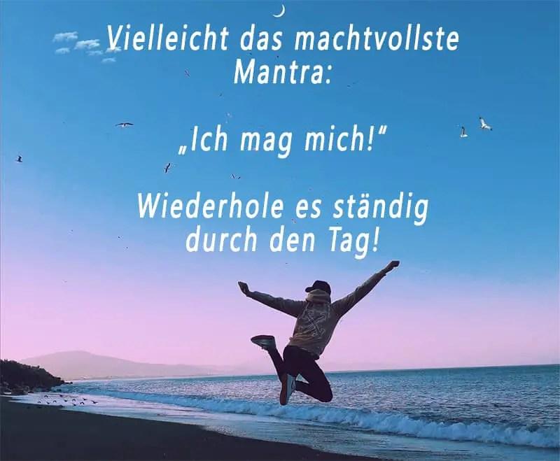 Mantra Meditation Sprüche