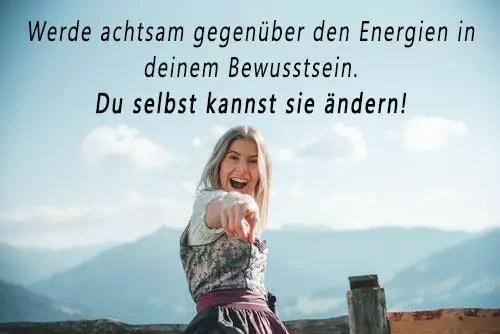 energetische Reinigung Körper