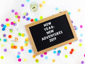 New Year, New You, New life
