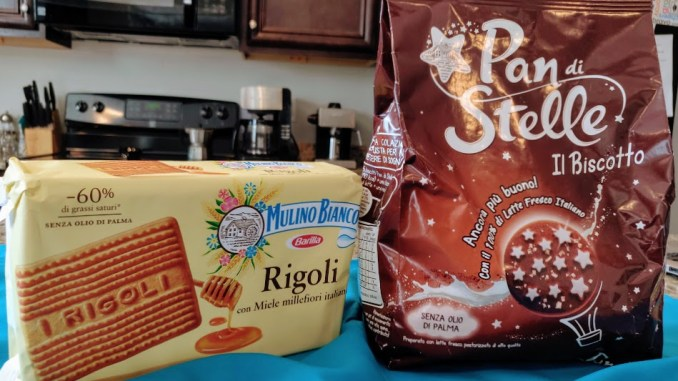 Mulino bianco cookies senza oilo di palma
