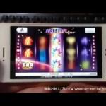 【ベラジョンカジノ】人気ゲームランキング第1位「Starburst(スターバースト)」スマホ版 スロット!
