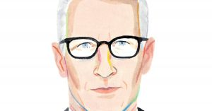 Anderson Cooper wishes his parents and Truman Capote could make up over dinner