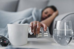 Increased risk of relapse when discontinuing antidepressant therapy