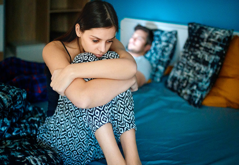 Common Sexual Problems in females