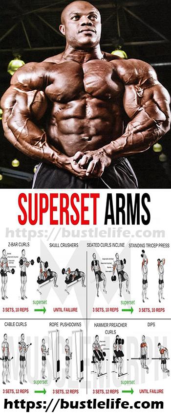 SUPERSET ARMS