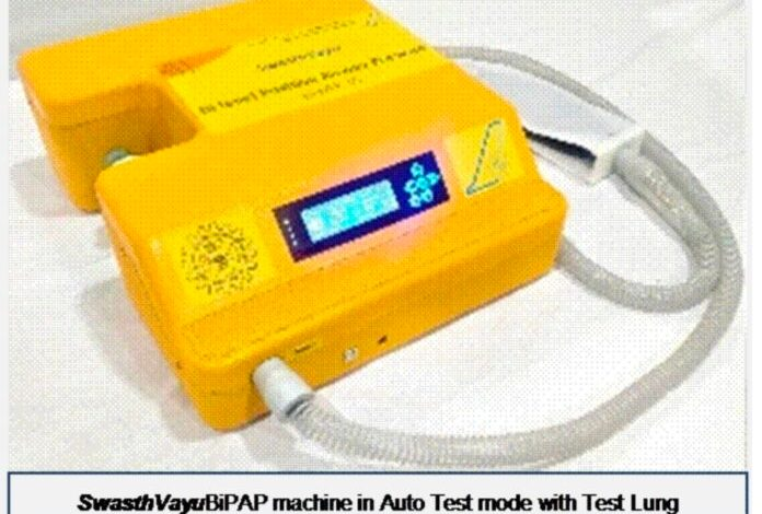 Swasth Vayu Non-invasive Ventilator developed by CSIR-NAL receives regulator nod