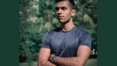 Fitness trainer Vinay Bhambwani helps clients carve their fitness story