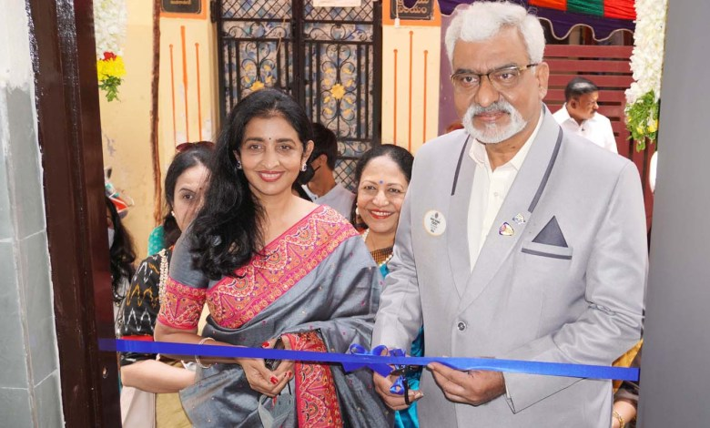 Charitable Clinic for Women and Children of Slum areas inaugurated