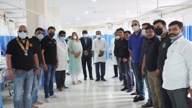 Cognizant sets up a 50-bed ICU ward at Osmania General Hospital