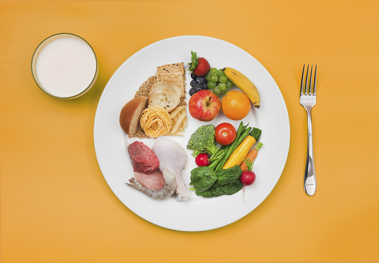 Nutrition Basics For College Students