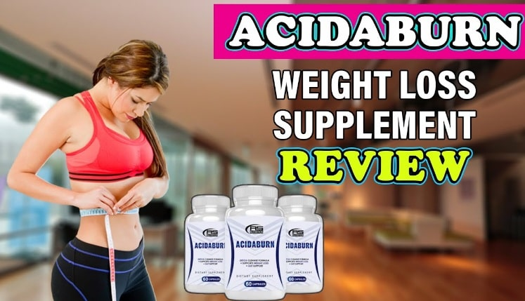 Acidaburn Reviews 2021,Ingredients in Acida Burn Supplement are Really Work? by Women fitness24