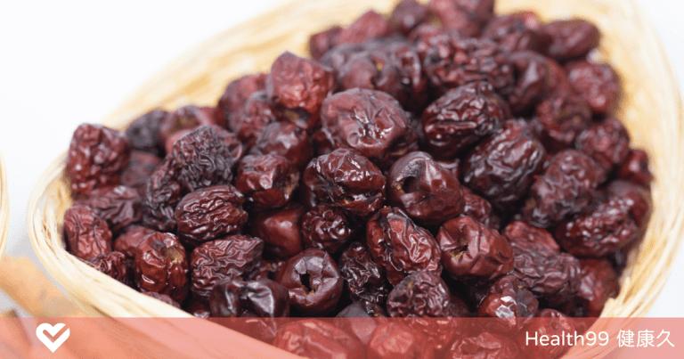 【月經飲食】經期可以吃紅棗嗎?用體質來告訴你:三種體質女性不宜吃!