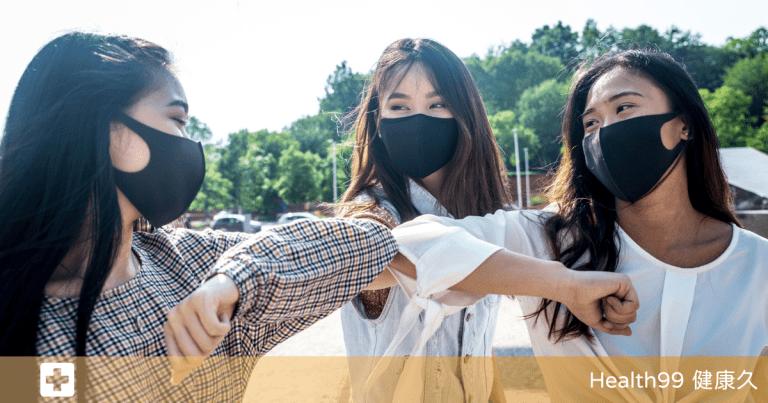 Read more about the article 戴口罩不僅是保護他人,更是保護自己!研究表示戴口罩也許會影響染疫後「病得多嚴重」