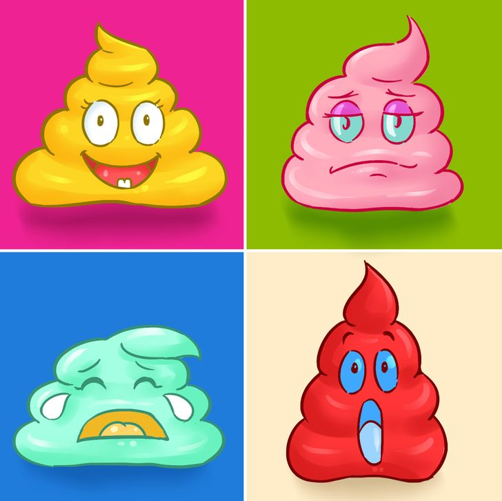 Pooping effects our emotions