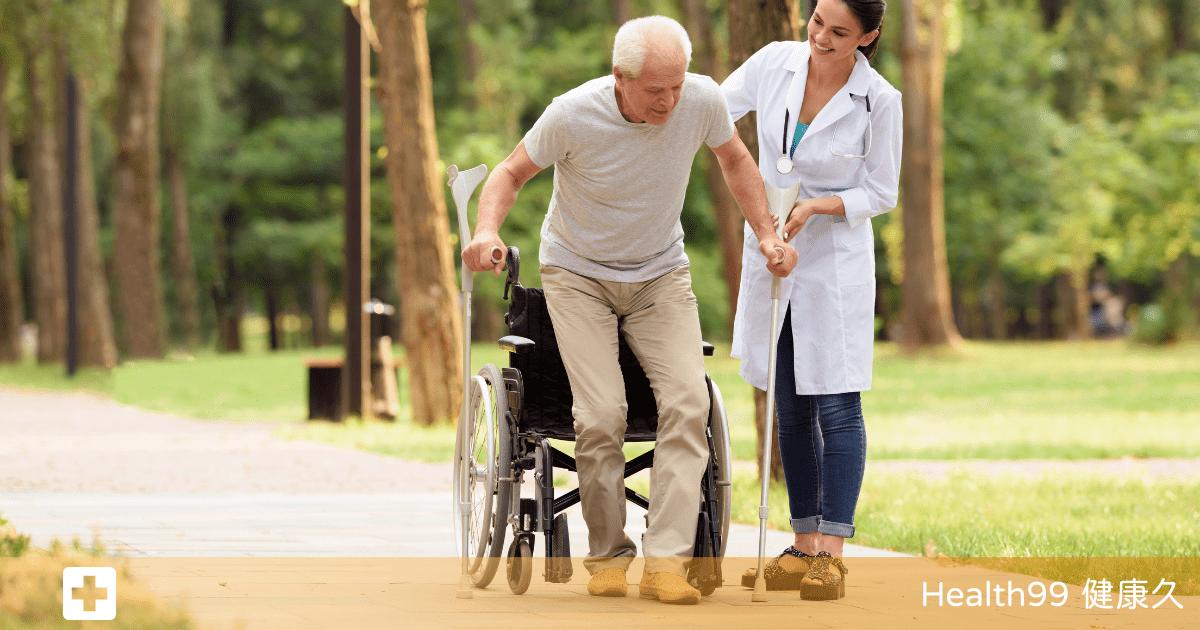 人衰老從腿開始