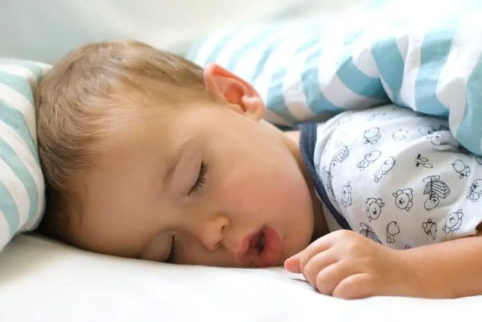 Snoring child
