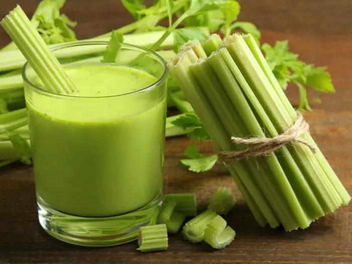 Sexual health benefits of celery juice