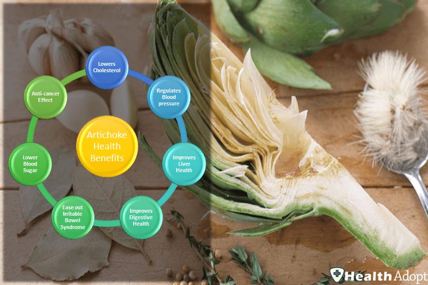 8 Remarkable Health Benefits Of Artichoke