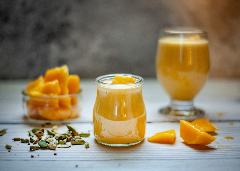 Cinnamon Pineapple Mango Detox