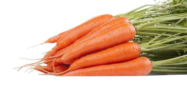 Carrot juice liver tonic
