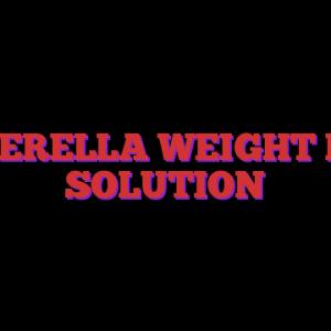 CINDERELLA WEIGHT LOSS SOLUTION