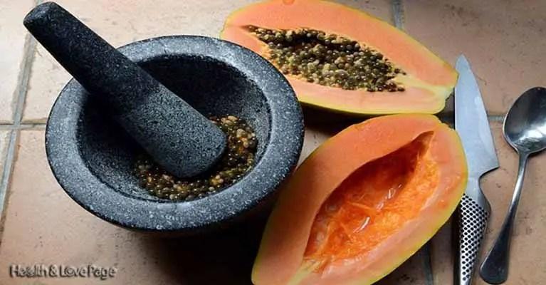 Health Benefits of Papaya Seeds
