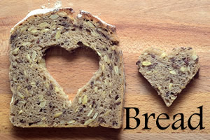 Bread, scones & pancake recipes