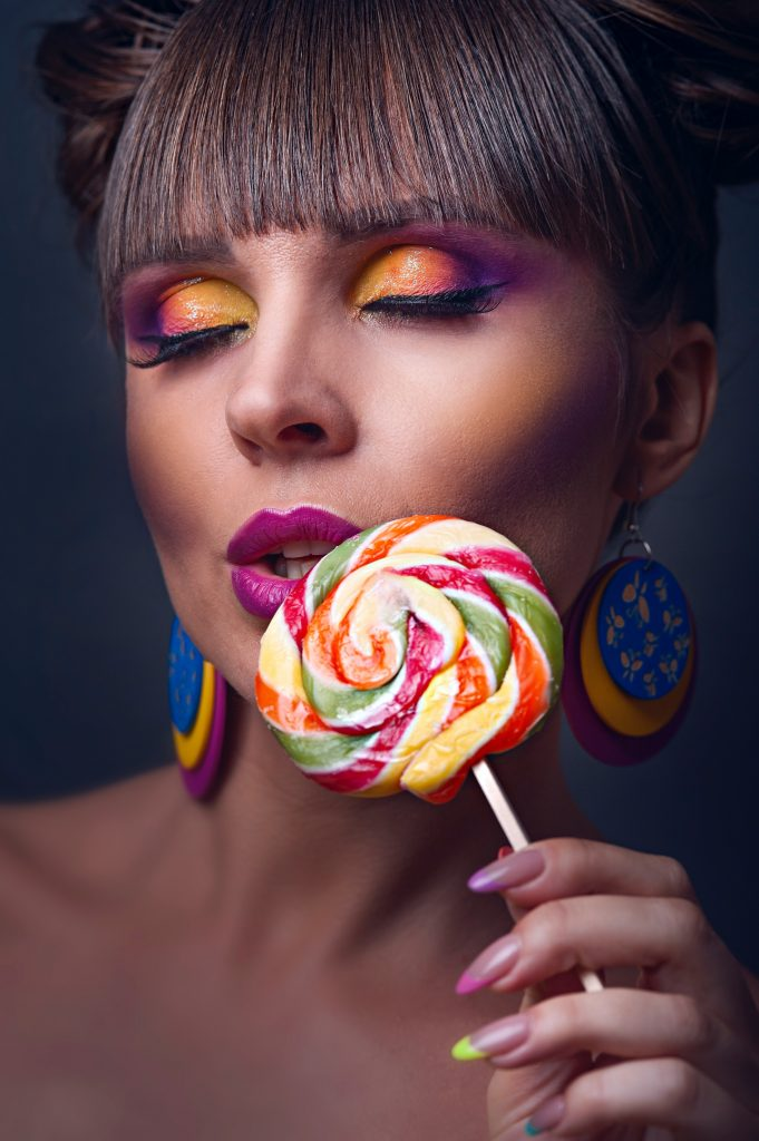 You aren't afraid to 'go bold' ... real bold | Health & Style Institute | Cosmetology program | 1-844-94-STYLE