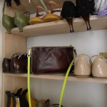 Upcycling Ideen: Das Täschchen oder alte Treter aufgehübscht