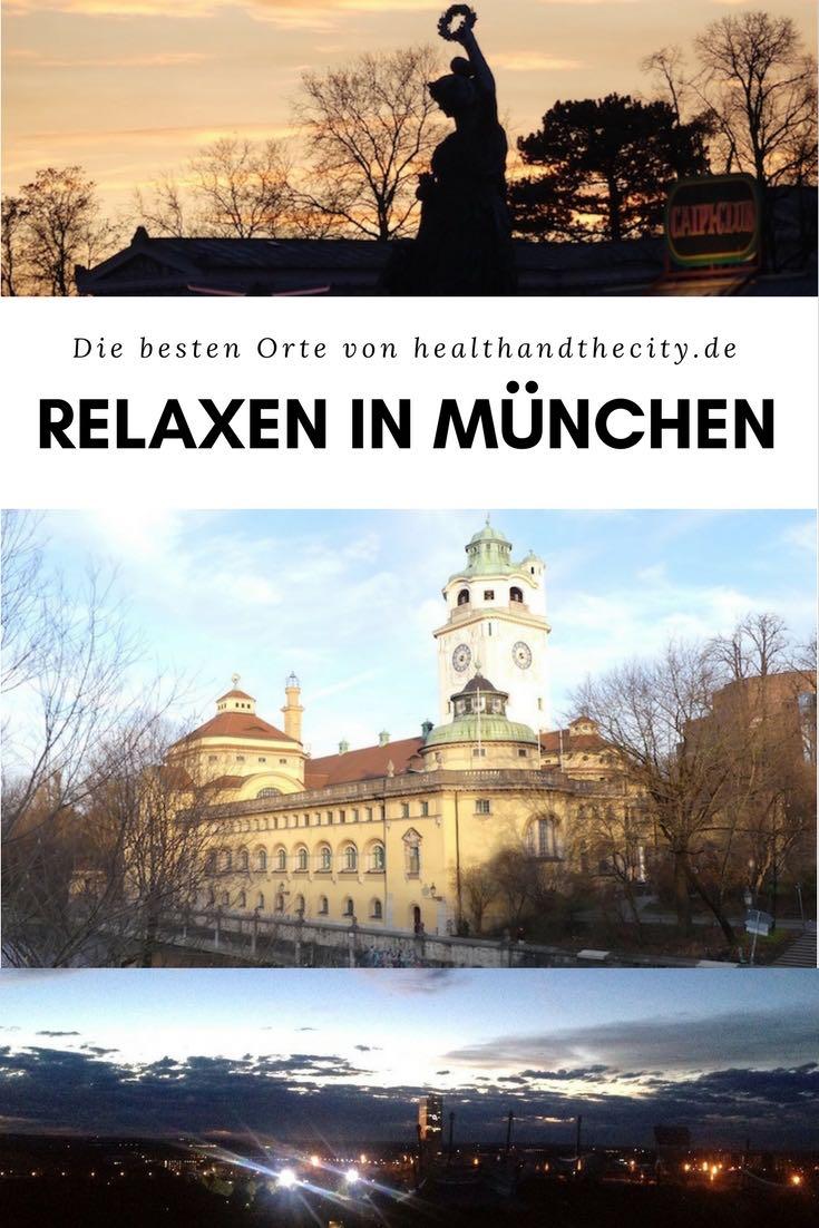 4 Orte in München, perfekt für Sport, aber auch einfach zum Relaxen von healthandthecity.de
