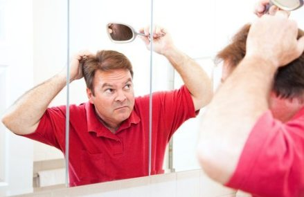 Plucking Hairs in Certain Patterns Leads to Hair Regrowth